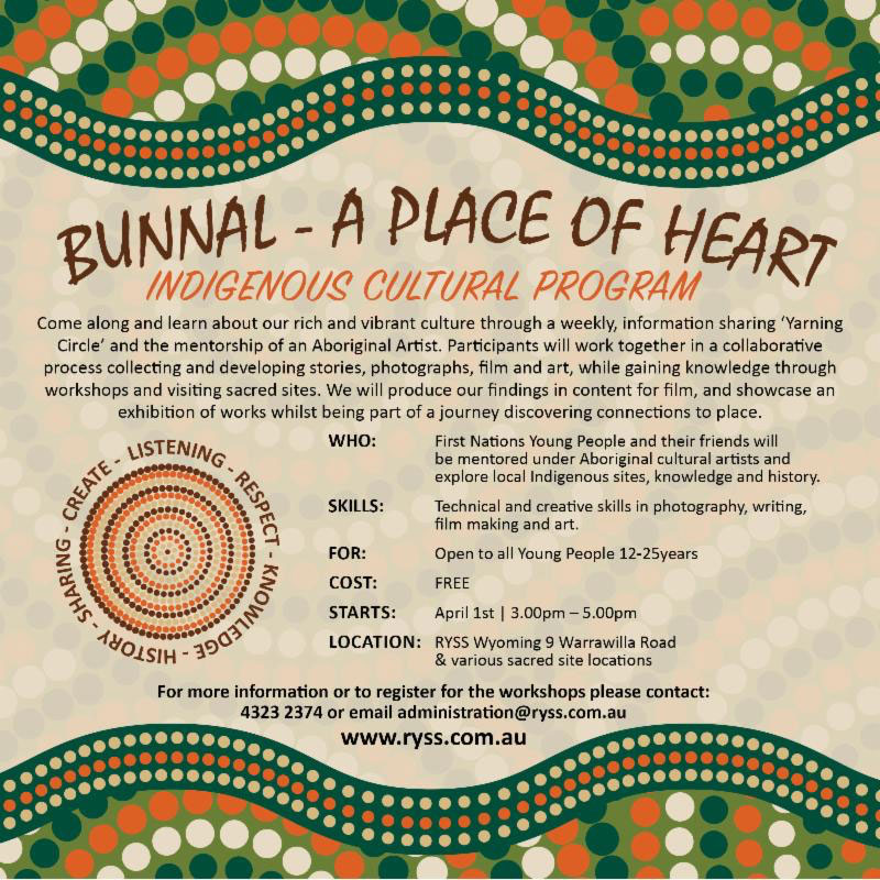 Indigenous Cultural Program